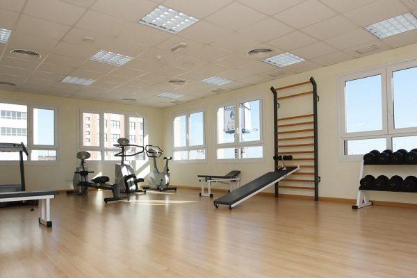 Aparthotel-albufera-gym