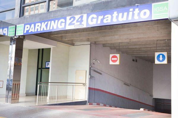 Aparthotel-albufera-parking-gratis
